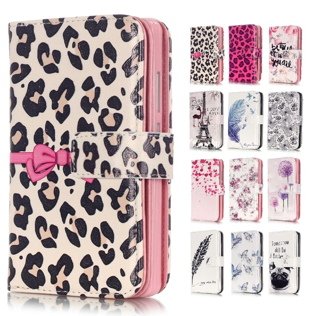 9 cards Leather Cover for Huawei P9 Lite VNS-L21 VNS-L31 VNS-L01 P 9 lite Wallet Flip Case for Huawei P9Lite VNS L21 L31 Cases