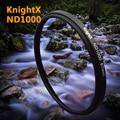 52 ממ 58 ממ 67 ממ KnightX nd1000 צפיפות ניטרלי ND 1000 Canon nikon EOS 1100D 700D 650D D5200 D5300 עדשת מצלמה דיגיטלית