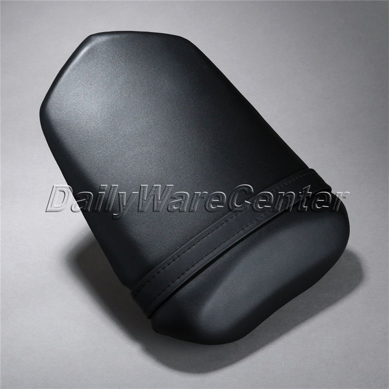 Black Motorcycle Rear Pillion Passenger Seat Cover Motor Covers For Yamaha YZF R1 YZF-R1 2004-2006 2005