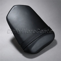 Black Motorcycle Rear Pillion Passenger Seat For Yamaha YZF R1 YZF R1 2004 2006 2005