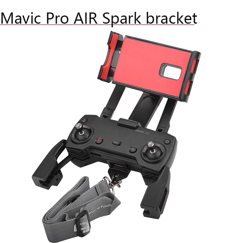 Display Monitor Stand Support Holder Foldable Remote Control Phone Tablet Bracket for DJI Mavic Pro AIR Spark Drone Accessories