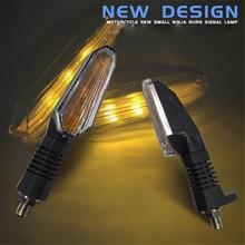 For BMW R nineT F850GS F800S F800GS C400X R1200GS R1200 Adventure Motorcycle Indicator Turn Signal LED Light 5 Color Signal lamp