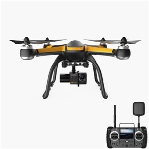 Hubsan H109S X4 PRO 5.8G FPV Drone 3 Axis Gimbal 1080P HD camera RC Quadcopter RTF MID Version yuneec typhoon h 5 8g fpv drone with realsense module cgo3 4k camera 3 axis gimbal 7 inch touchscreen rc hexacopter rtf