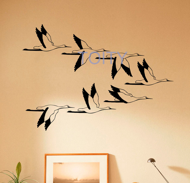 Best Flying Geese Wall Art Pictures Inspiration - Wall Art Design ...