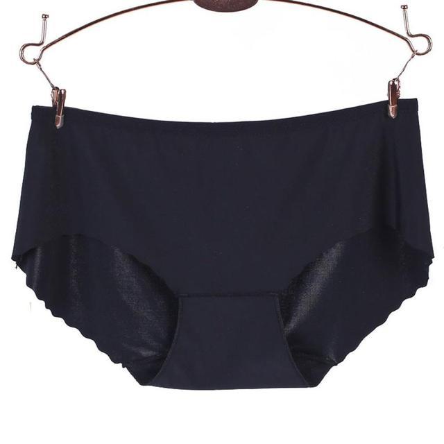 745a4ae663 Culotte femme Women Soft Underpants Seamless Lingerie Briefs Hipster  Underwear Panties Calcinhas para mulheres sale Calcinha