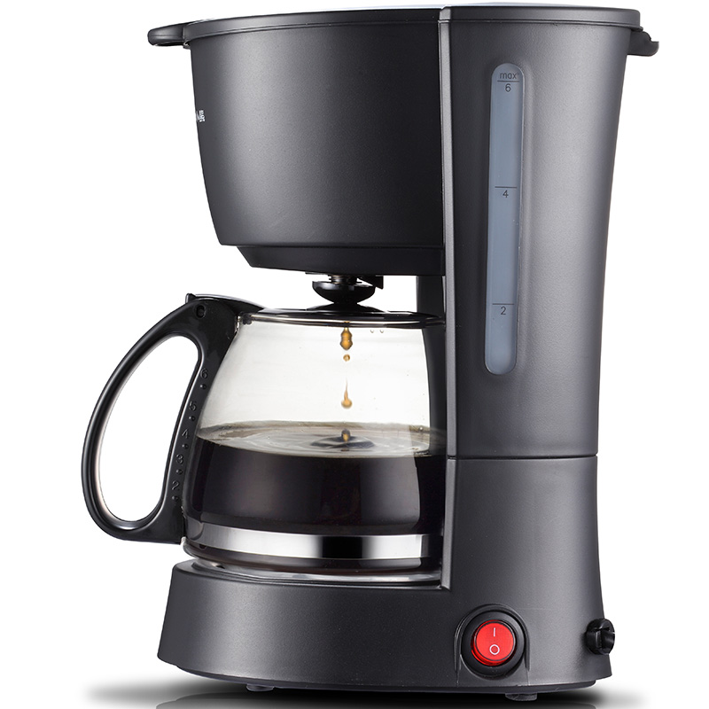 Coffee machine Home American style Drip type Fully automatic Small Mini coffee pot coffee machine home american style drip type fully automatic small mini coffee pot