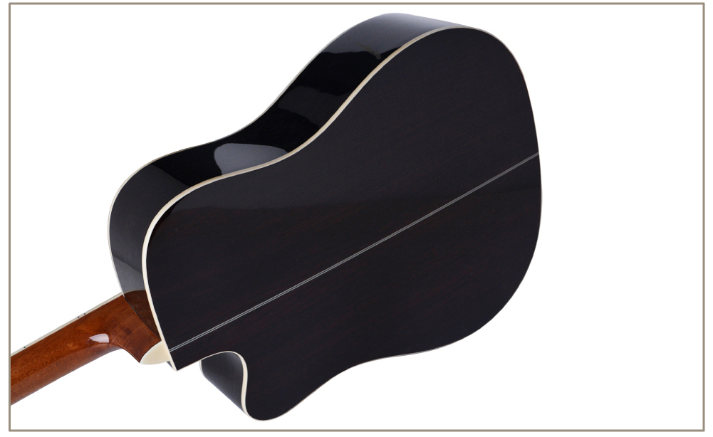 cutaway madeira cor guitarras captador