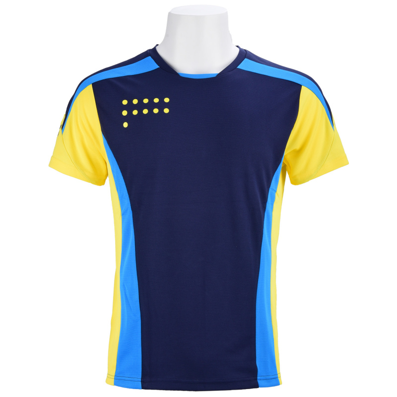 Table-Tennis-Clothes T-Shirt Clothing Xiom Ping-Pong Jersey Men for Short-Sleeved Ma title=