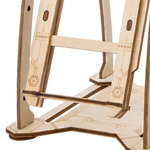 Image 5 - 뜨거운 diy robotime 공예 나무 스윙 소년 assemle 나무 공예 키트 홈 장식 모델 장식 액세서리 어린이를위한 선물