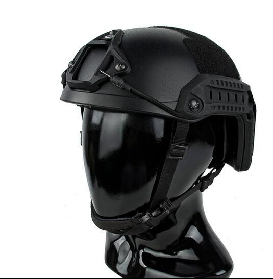TMC MTH BK New Maritime Inter water Tactical Protection Helmet