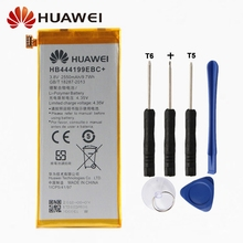 Original Replacement Battery HB444199EBC+ For Huawei Honor 4C G660-L075 G660 Authentic Phone 2550mAh