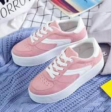 491daf173d12 Nouveau 2018 Mode Sneakers Femmes Plate-Forme Chaussures Femmes Baskets de  Marque Hauteur Croissante Chaussures Rose Noir Blanc .