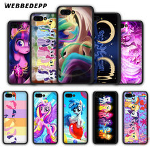 WEBBEDEPP My Little Pony friendly is Magic Мягкий силиконовый чехол для Huawei Honor 8 8C 9 10 Note Lite 8X 7X 6A 7C 7A 2 GB Pro(China)