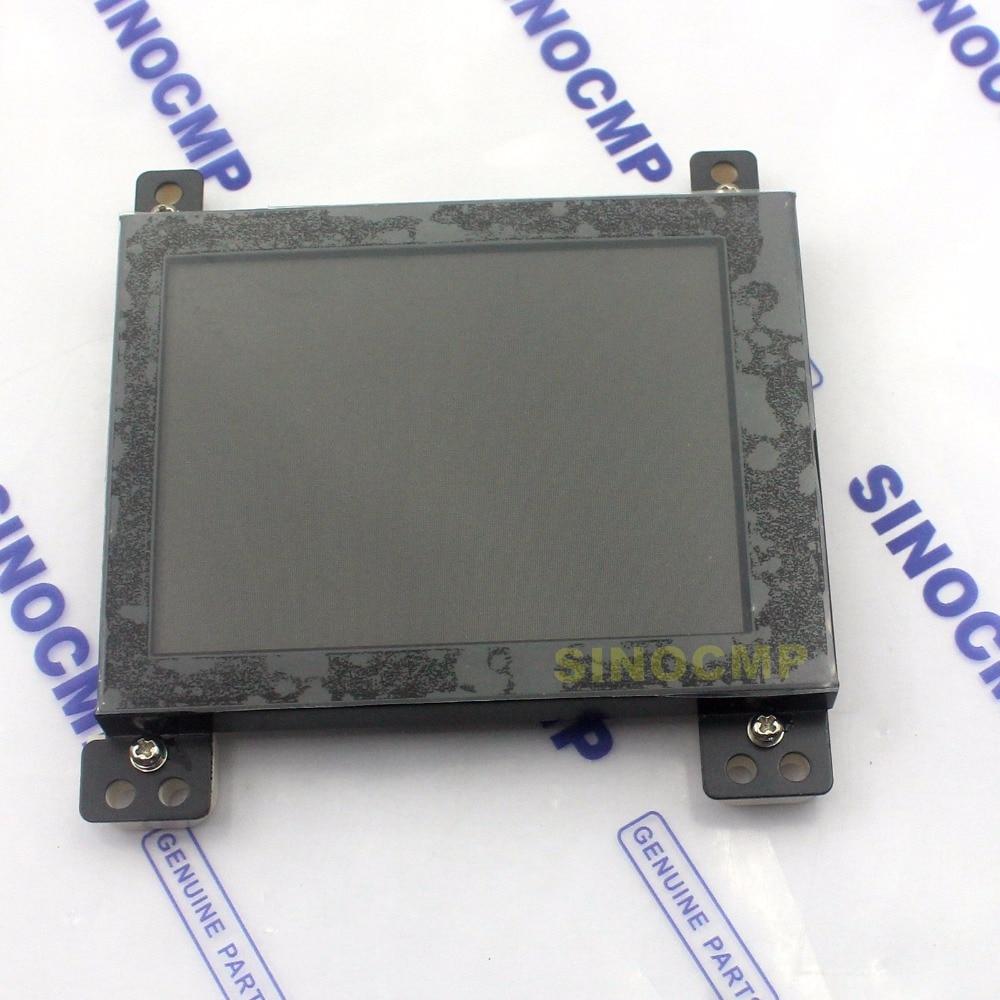 PC200-7 PC-7 Pelle LCD écran d'affichage du moniteur pour Komatsu, 1 an de garantie