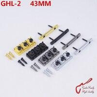 1 Set Original Genuine GOTOH GHL 2 Locking Nut For Electric Guitar 43MM MADE IN JAPAN