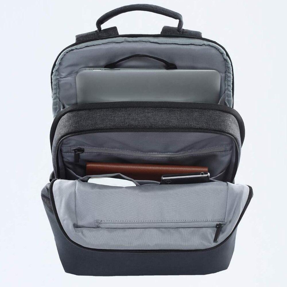 Xiaomi 90 Fun City Simple Backpack Waterproof Female Leisure Rucksack  Daypack School Bag Duffel Bag Satchel For 14 Inch Laptop-in Backpacks from  Luggage ... a057f34639f