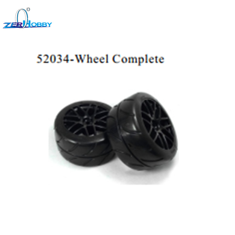 HSP Wheels Complete For 1/5 Gasoline Power On Road Racing Car  Wheels Set No.52034 racing wheels h 480 7 0 r16 4x114 3 et40 0 d67 1
