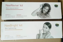 In stock EMS shipping Skin rejuvenation kits NeeBright NeeRevive kits for professional anti-aging machine using цена 2017