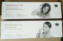 In stock EMS shipping Skin rejuvenation kits NeeBright NeeRevive kits for professional anti-aging machine using цена