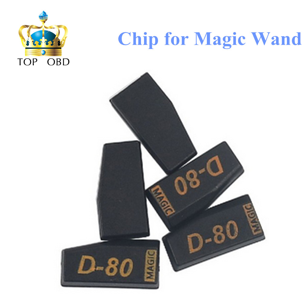 10 Pcs A Lot For Magic Wand 4D 4C For G Copy Chip With Big Capacity