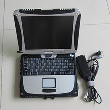 95% new Toughbook CF 19 High Quality CF19 CF-19 Diagnostic laptop 2gb RAM