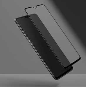 Image 3 - 100% Original oneplus 6T glass 3D 9H Full cover tempered glass official oneplus screen protector glass for one plus 6T