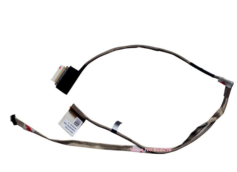 WZSM NEW LCD Video Cable For Dell Inspiron 15 3521 3537 5535 5537 laptop P/N: dc02001si00 dc02001nk00 new laptop lcd cable for dell inspiron 3521 3537 3737 5521 5537 5737 15r series 15 6 pn dc02001si00 dc02001n400 dc02001mg00
