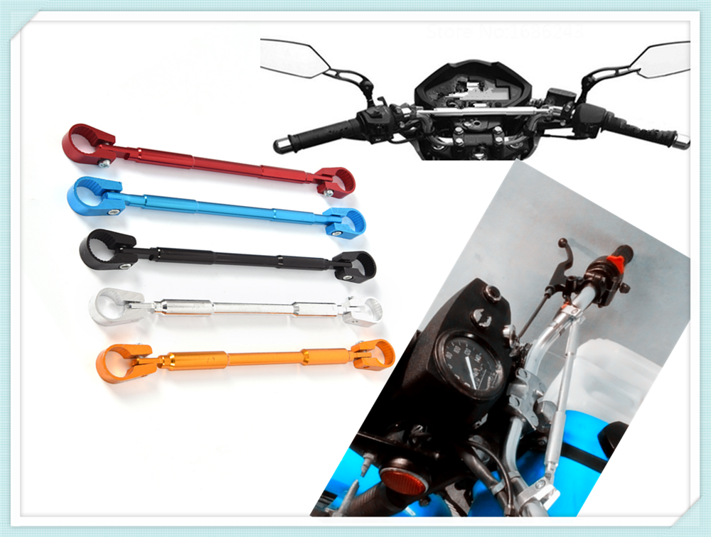 Motorcycle Handlebar Reinforcement Rod Crossbar Lever Accessories For SUZUKI S HAYABUSA GSXR1300 M DL650 V-STROM