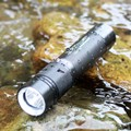 YUPARD White Light Led Diving diver 50m Flashlight XM-L T6 LED Torch Brightness Waterproof underwater lamp Torch 1000LM lantern