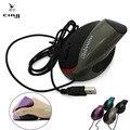 4 Color de Moda Ratón Ergonómico Con Cable 1600 DPI USB Puerto Ratón óptico Vertical Vertical Ratones de Ordenador para el Ordenador Portátil de Juegos de PC ratón