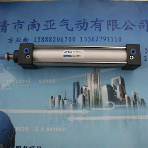 SC32*150-S AIRTAC Standard cylinder air cylinder pneumatic component air tools su50 400 s airtac thin three axis cylinder with rod air cylinder pneumatic component air tools