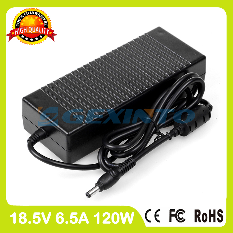 AC Adapter 18.5V 6.5A 120W 316682-003 316687-001 HP-OW120F13 LF For Compaq Presario R3000 R3200 R3300 R3400 R4000 R4100 Charger