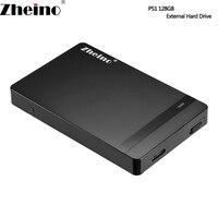 Zheino PS1 USB 3 0 128GB SSD Portable External Hard Drive High Speed 2 5 Inch