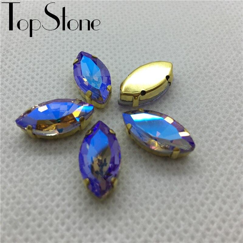 Пришить камни к платью