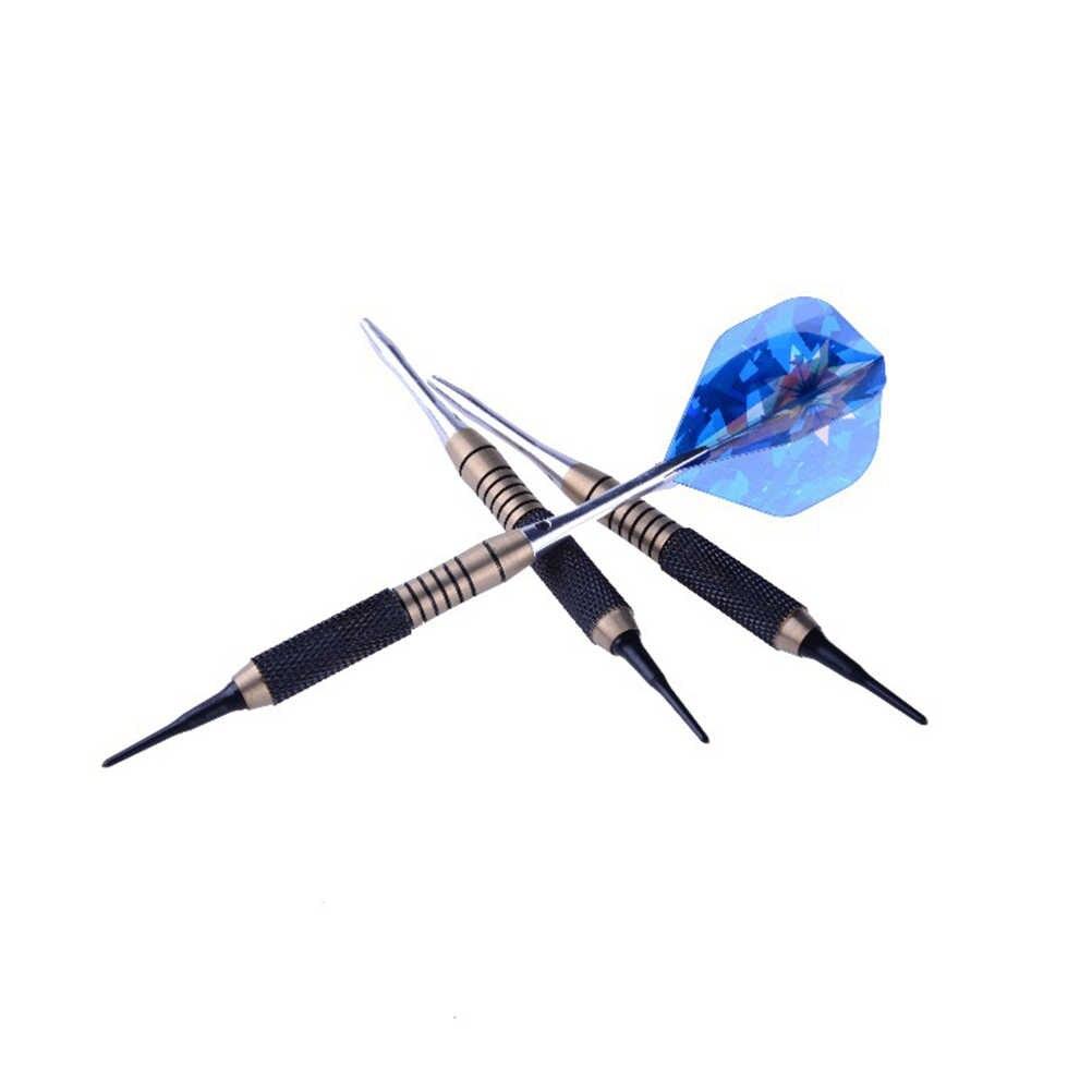 22 шт Дартс набор Прочный Премиум Высокое качество с остроумной художественной обработкой металла троулинг игрушки наконечники для дротиков точка для внутреннего Дартс