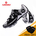2018 New SIDEBIKE Hot Sale MTB Cycling Shoes Athletic Bike Shoes Auto-lock Professional Shoes Riding Equitment