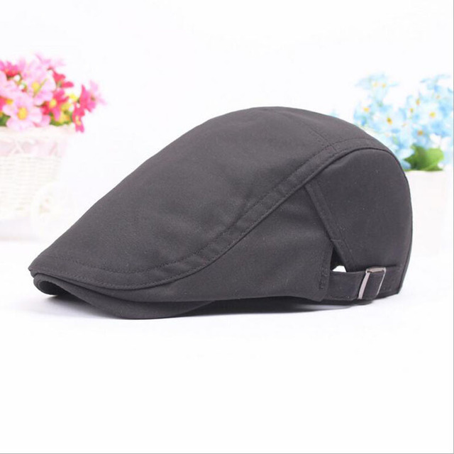 92175c90e55fc Limited Adult Casual Cotton Mix Order Retail free Shipping - Retro Men and  women Cap Beret Hat Trend Fashion Summer Big
