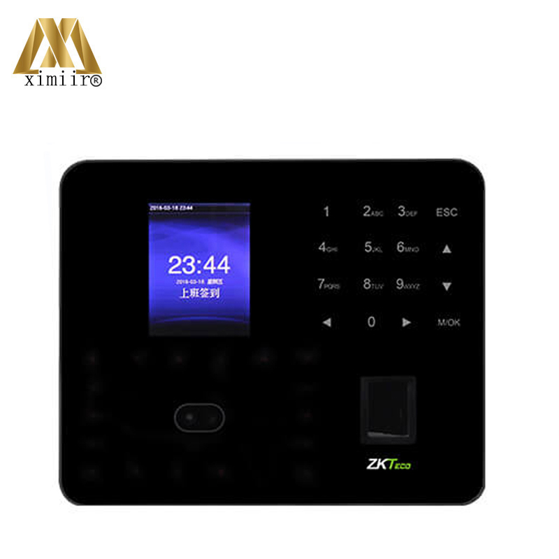ZK PF1000 P2P Cloud Attendance Biometric Face And Fingerprint Time Attendance TCP/IP USB Access Control With Free Software