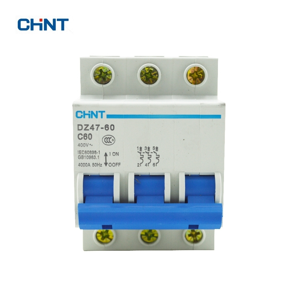 Chint Dz47 60 60a Circuit Breaker Dz 47 3p C60 Air Switch In Quality Short Protection Automotive 40 Amps Breakers From Home Improvement On Alibaba Group
