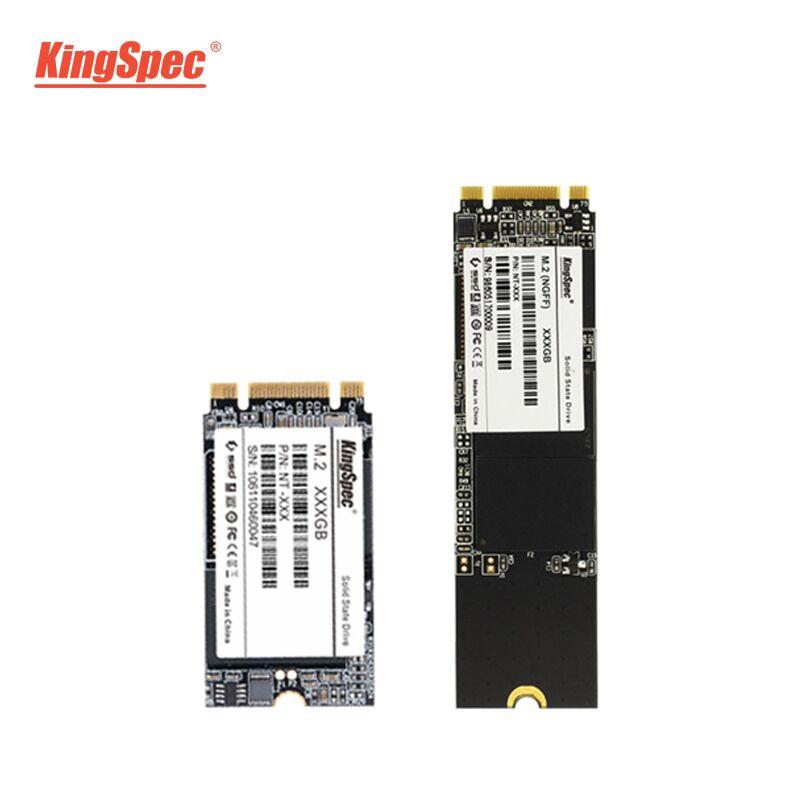 KingSpec M.2 SSD SATA 60GB 120GB 240GB 512gb HDD NGFF SATA SSD HDD M2 SATA 2242 2280 Hard Drive For Computer Notebook