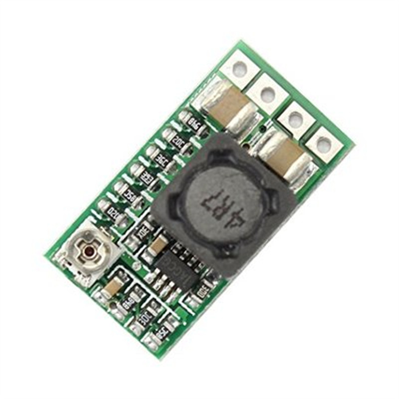 Mini DC-DC 12-24V To 5V 3A Step Down Power Supply Module Buck Converter Adjustable Efficiency 97.5%