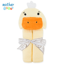 2017 Cartoon Style Hooded Bath Baby Towel Soft Bathing 57*77 cm Terry Cotton Baby Shower Products Kids Bath Robe