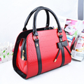 stacy bag hot sale good quality women handbag with bow female fashion tote stone print lady shoulder bag