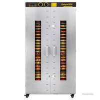 Ticari gıda kurutucular sebze meyve susuzlaştırma makinesi et kurutma makinesi gıda kurutma makinesi sürekli 72h