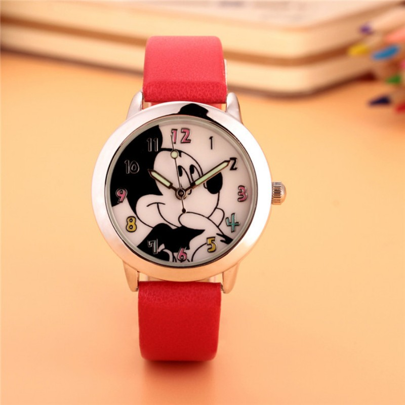 New Wholesale Fashion Cute Design Kids Watch Quartz Jelly Clock Girls Students Good Gift Wristwatches Relogio Kol Saati Clock
