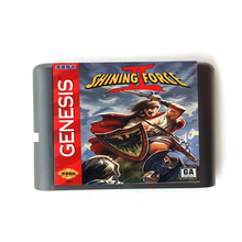 Shining Force II de 16 bits da Sega MD Cartão de Jogo para o Mega Drive para Genesis NTSC