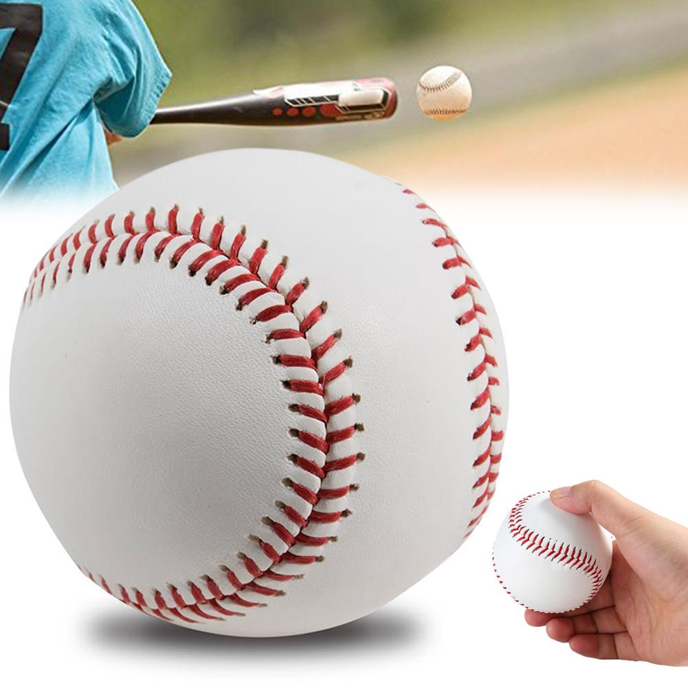 9inch Professional Rubber Baseball Ball For Competition Game Training Exercise