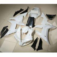 ABS Fairing Cowl Kit Bodywork For YAMAHA YZF R1 YZF R1 2002 2003 Unpainted White