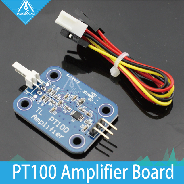 Free shipping 3d printer part Accessories V6 PT100 Amplifier Board ...