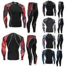 Новое зимнее мужское термобелье, эластичные теплые флисовые кальсоны для мужчин, Polartec дышащее термо нижнее белье, костюмы